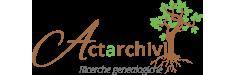 Actarchivi Logo